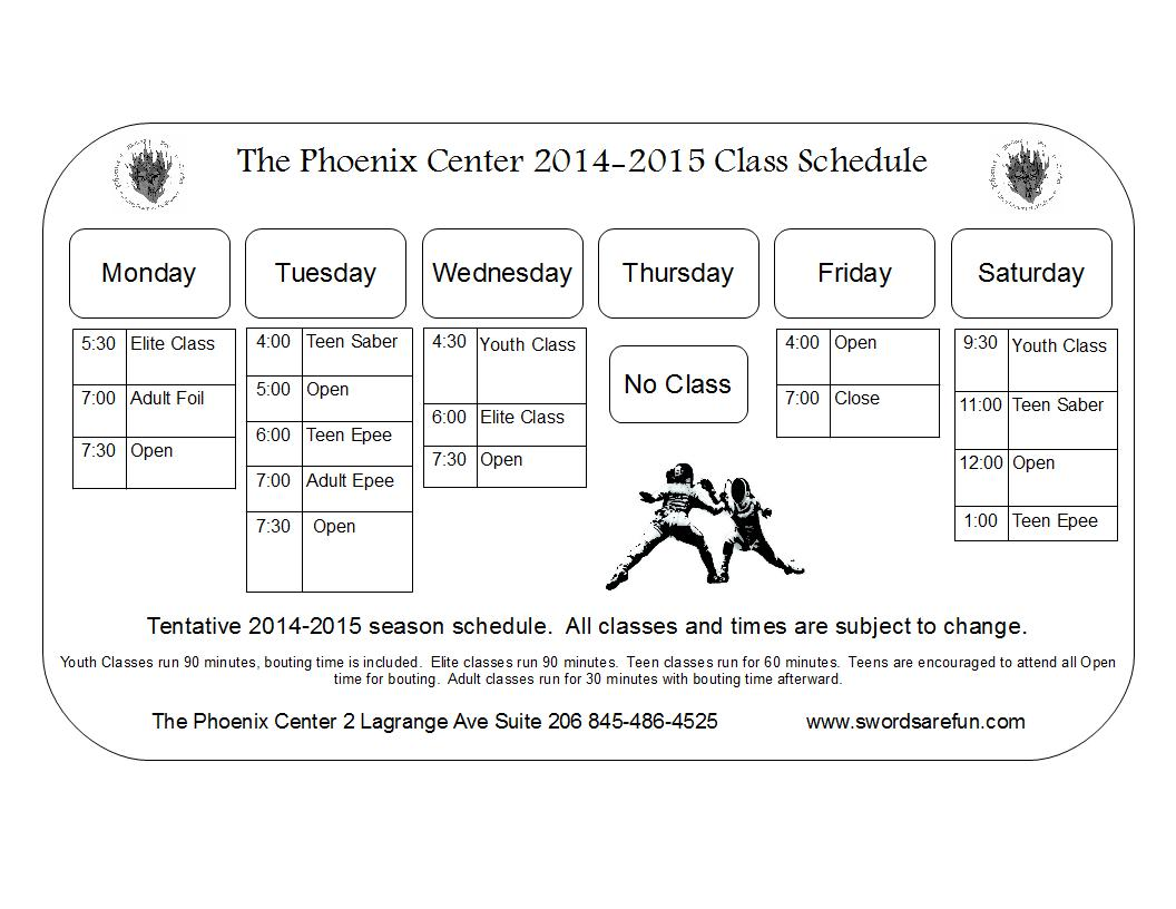 PHX 14-15 Schedule DC FAIR Single
